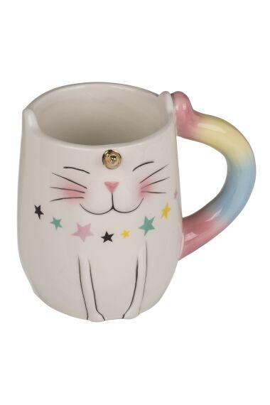 Mugg Katt Unicorn