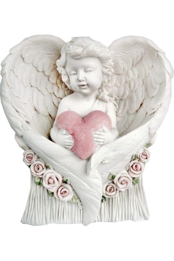 Ängel Med Hjärta
