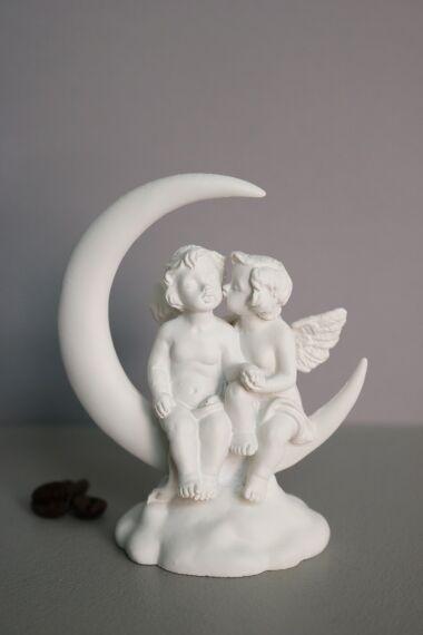 Ängel på Måne