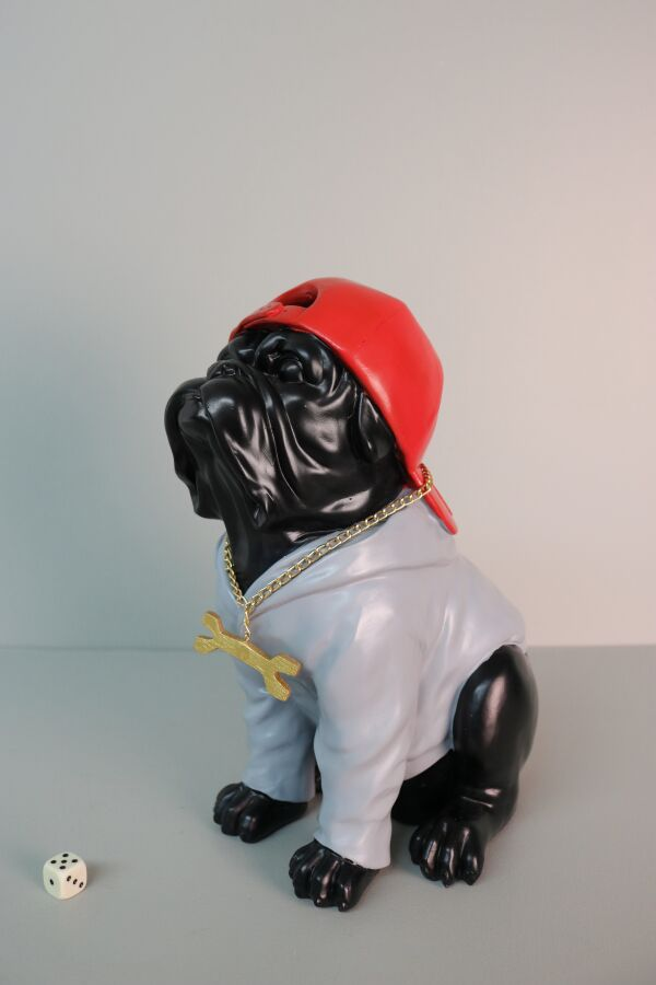 iOne Art Hip Hop Dog