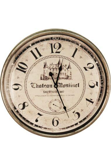 Klocka Vägg Chateau Moulinet