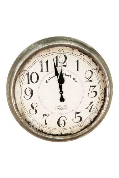 Klocka Vägg Colonial Clock