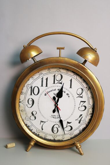 Klocka Colonial Clock