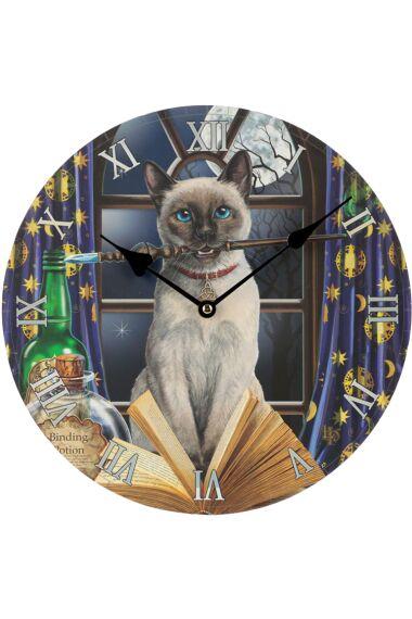 Lisa Parker Klocka Cat Hocus Pocus