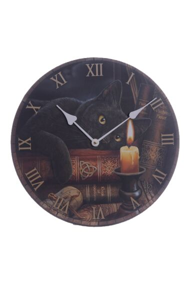 Lisa Parker Klocka Witching Hour Cat