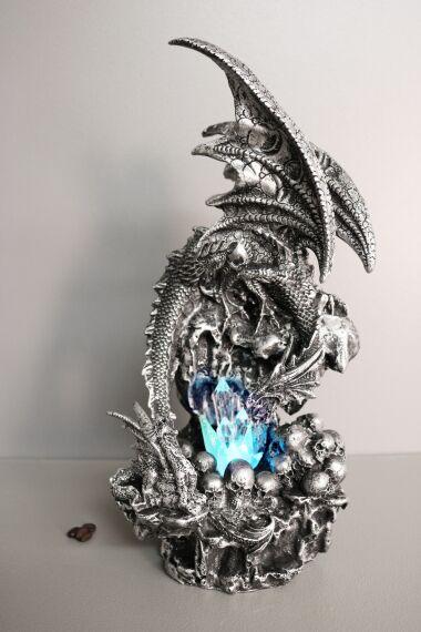 Drake Med Kristall LED