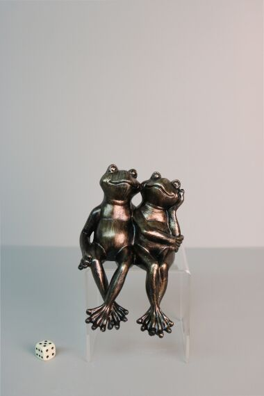 iOne Art Frogs in Love