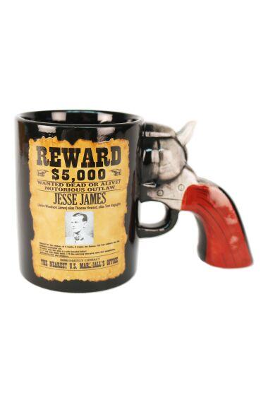 Mugg Wanted Jesse James