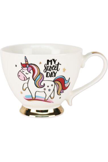 Mugg Unicorn My Sweet Day