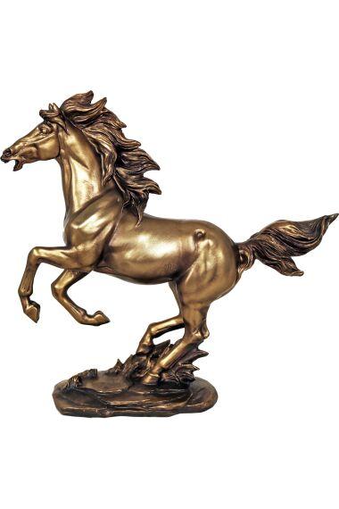 Häst Springande
