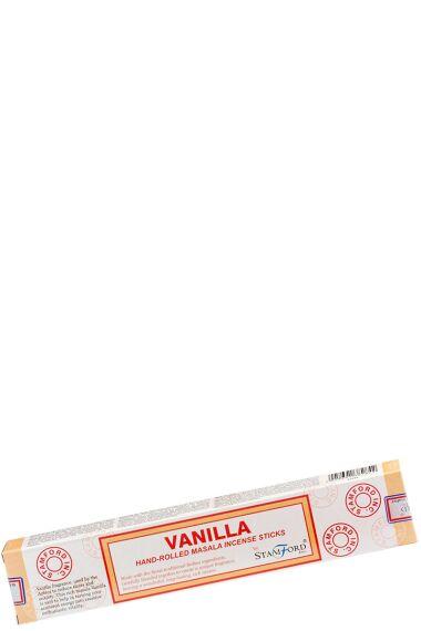 Rökelse Vanilla Masala