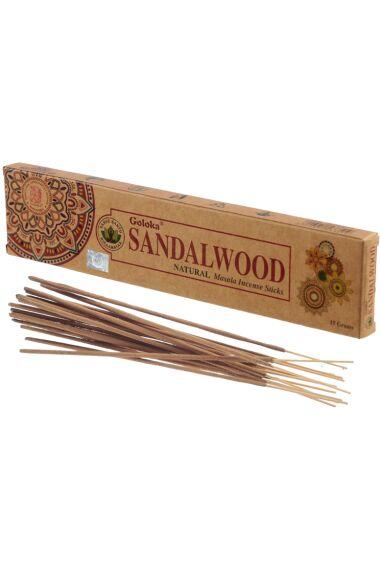 Rökelse Goloka Organika Sandalwood