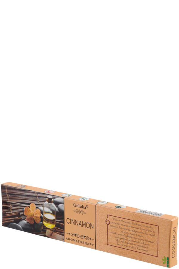 Rökelse Goloka Aromatherapy Cinnamon