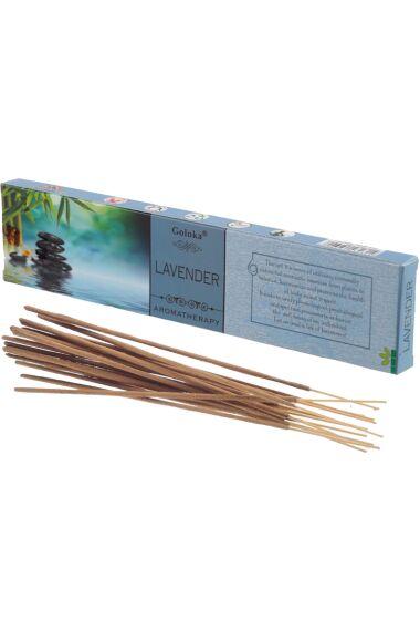 Rökelse Goloka Aromatherapy Lavender