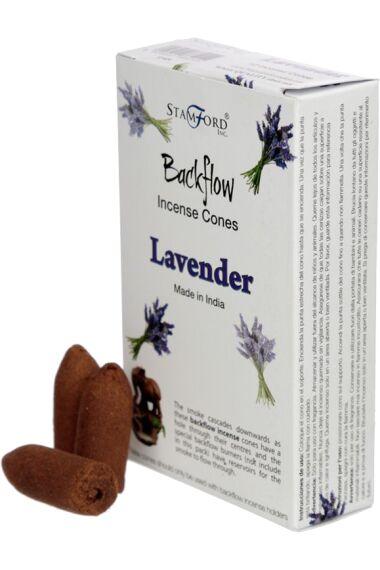 Rökelsekoner Stamford Backflow Lavender