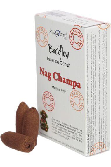 Rökelsekoner Stamford Backflow Nag Champa