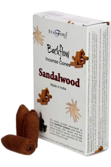 Rökelsekoner Stamford Backflow Sandalwood