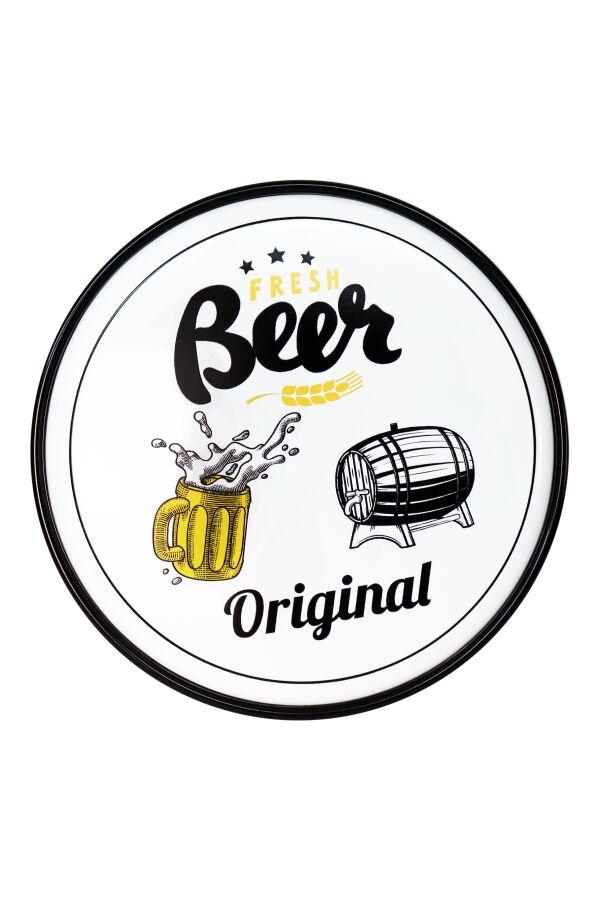 Retro Metallskylt Beer Original
