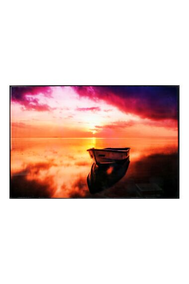 Tavla i Glas Boat LED Light