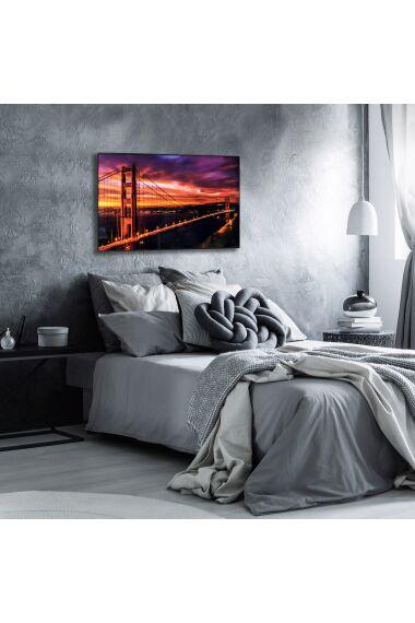 Tavla i Glas San Francisco Bridge LED Light