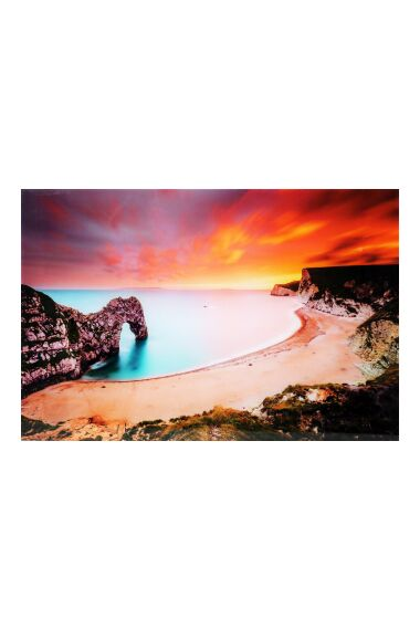 Tavla i Glas Sunset Beach