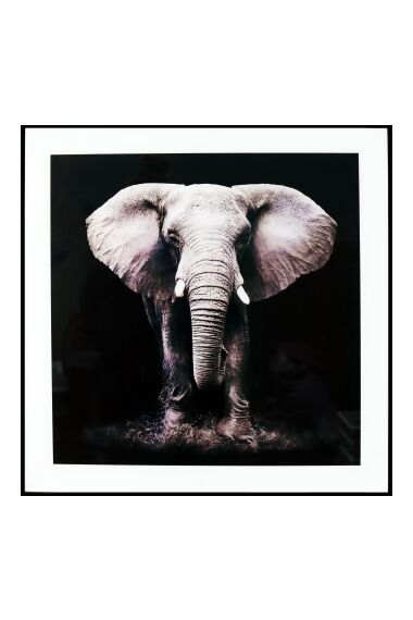 Tavla i Glas Elephant