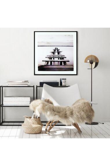 Tavla i Glas Dock