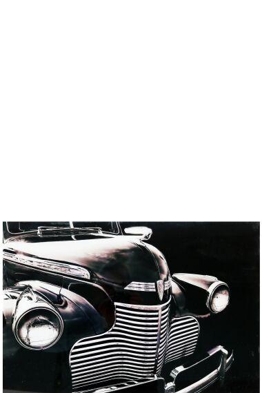 Tavla i Glas Vintage Car