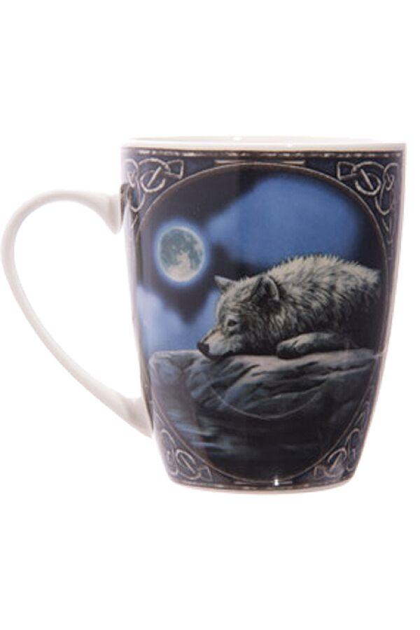Lisa Parker Wolf Bone Mug