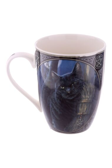 Lisa Parker Brush With Magic Cat Bone Mug