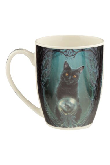 Lisa Parker Rise Of The Witches Cat Mug