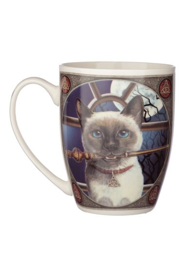 Lisa Parker Hocus Pocus Cat Mug