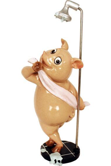 Gris Duschar Funny Pig