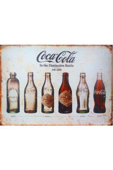 Tavla Canvas Coca Cola Vintage