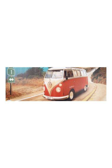 Tavla Canvas VW Bus