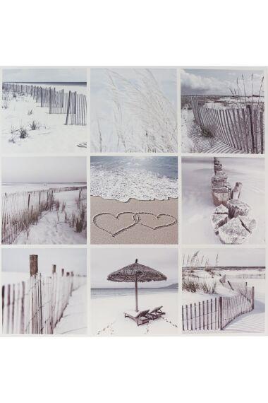 Tavla Canvas Beach Life