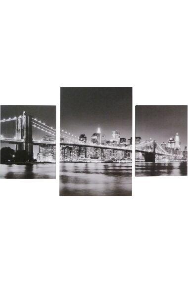 Tavla Canvas New York 3 parts
