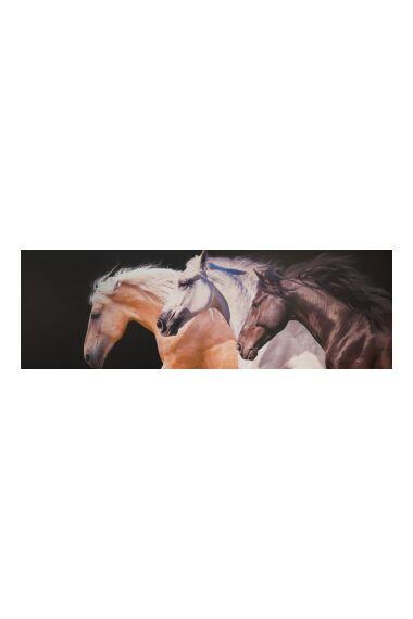 Tavla Canvas Horses