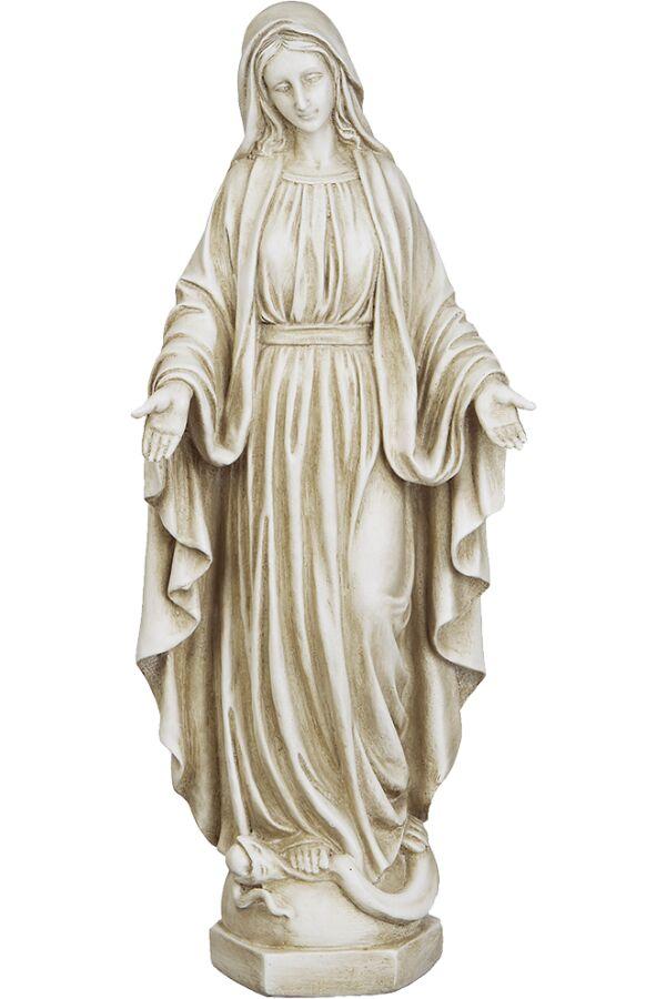Religion Figur Jungfru Maria