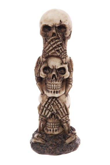 Dödskalle Totem