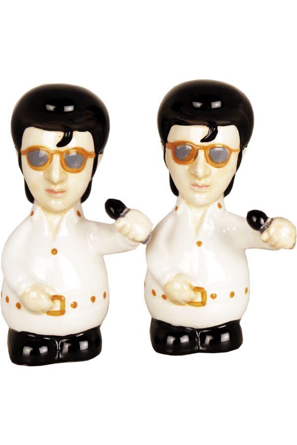 Salt & Peppar Elvis