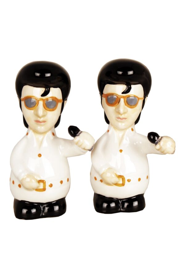 Salt & Peppar Elvis