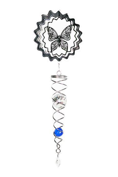 Vindspel Cosmo Spinner Butterfly