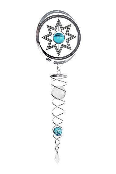 Vindspel Cosmo Spinner Turquoise