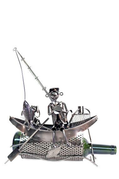 Vinhållare Fisherman