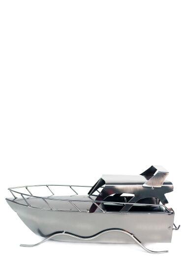 Vinhållare Boat