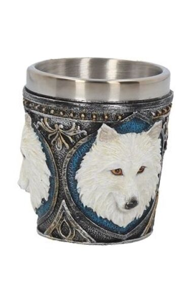 Varg Glas White Wolf